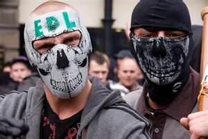 EDL skull masks