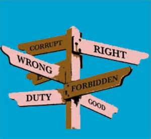 Morality signpost