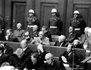 Nuremberg defendents