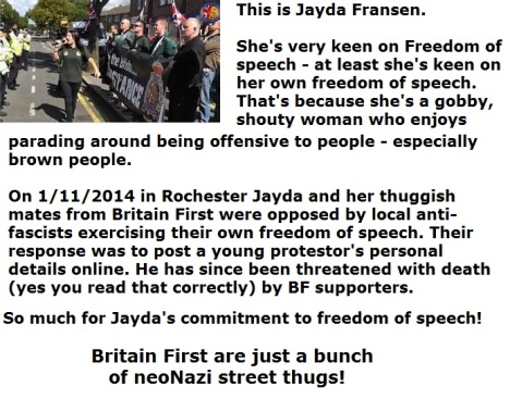 Jayda BF freedom of speech 1