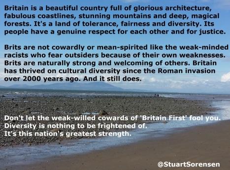 Britain First cowards