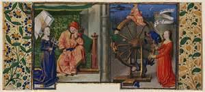 Boethius consolation of philosophy