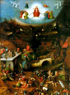 Hieronymous bosch the order of time