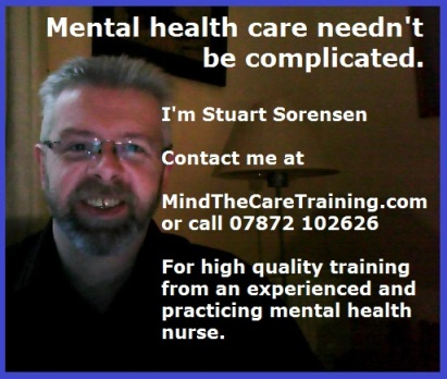 MH training call Stuart