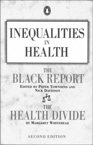 The black report inequaities in health